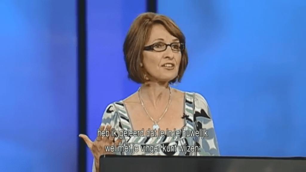 Wijsheid en huwelijk 1/2 – Janet en Bayless Conley 54