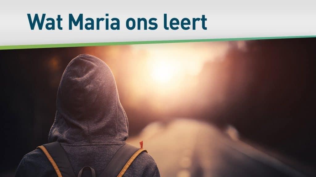 Wat wij van Maria kunnen leren 16