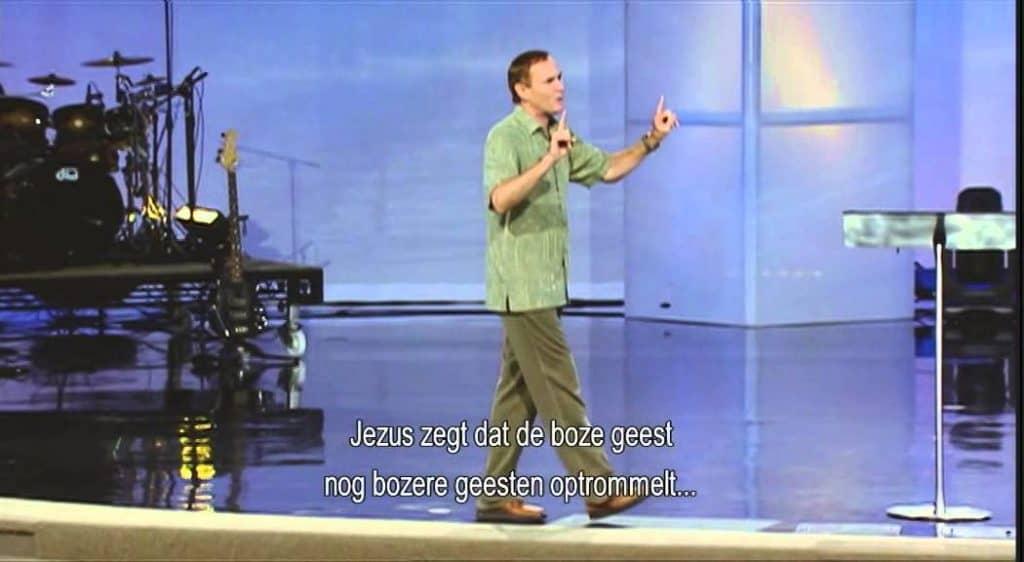 Jezus, de drievoudige Bevrijder 1/2 54