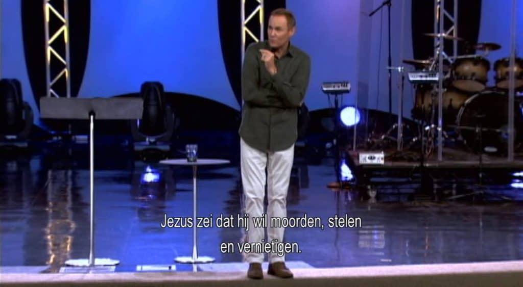 Jezus is de uiting van Gods wil 89