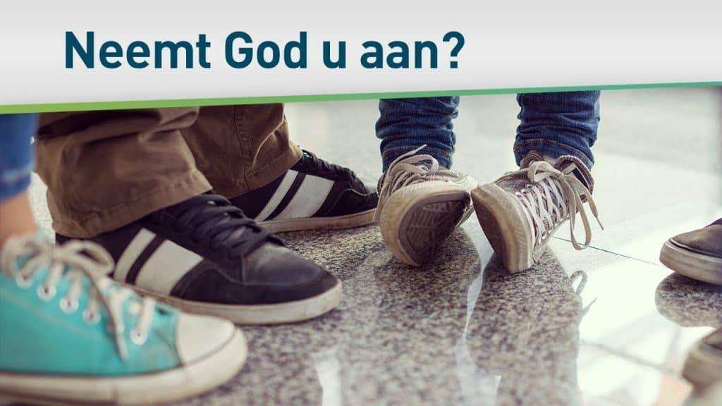 Neemt God u aan? – Harrison Conley 52