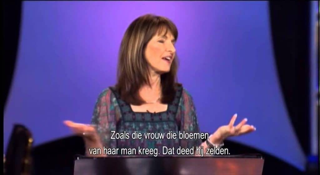 Goddelijke relaties opbouwen: Hou van je vrouw, respecteer je man 3/3 42