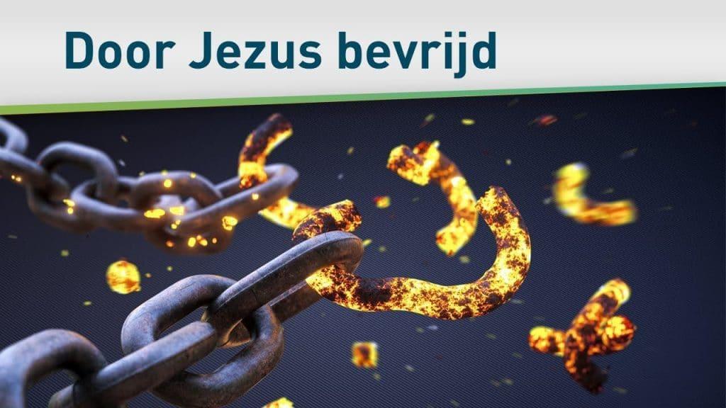 Door de duivel gevangen, door Jezus bevrijd 65