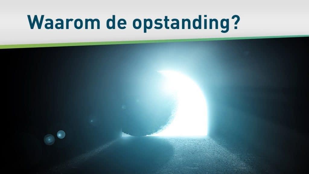 De betekenis van de opstanding 49