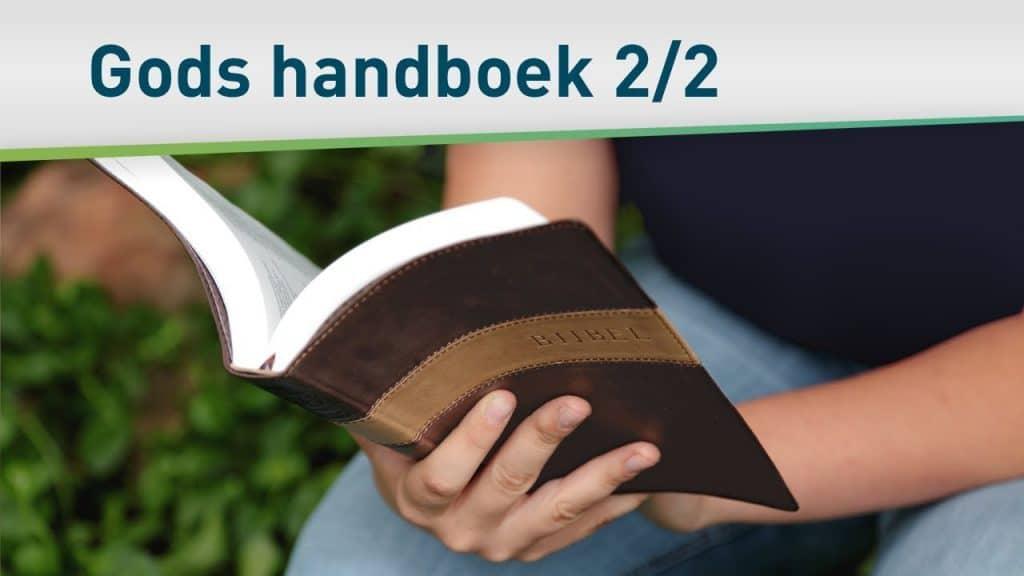 Gods handboek voor jouw leven 2/2 41
