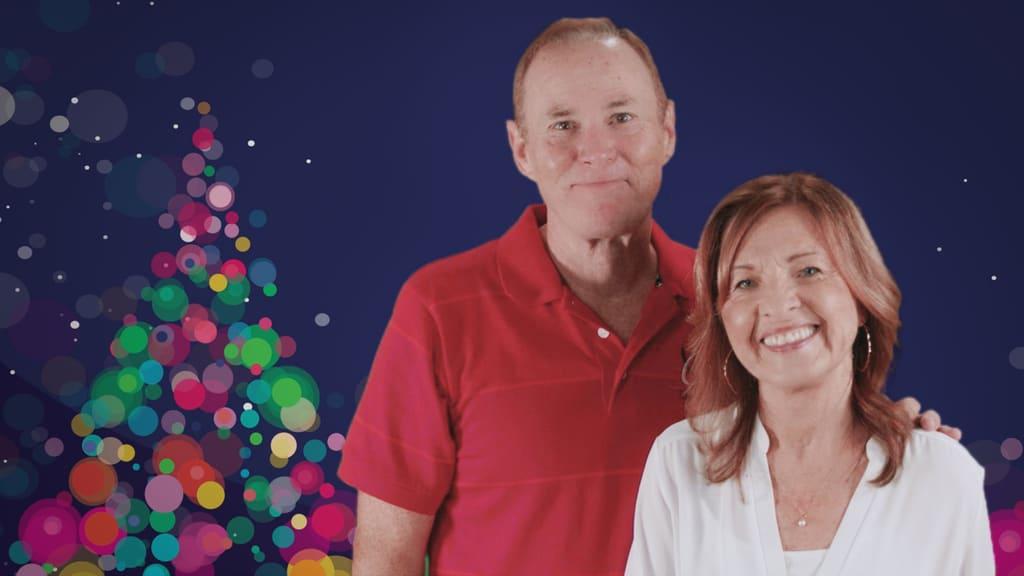 Kerstgroet 2018 van Bayless en Janet 1