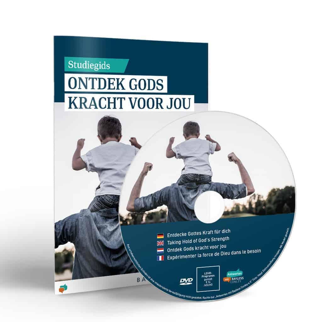 Ontdek Gods kracht voor jou - studiepakket 2