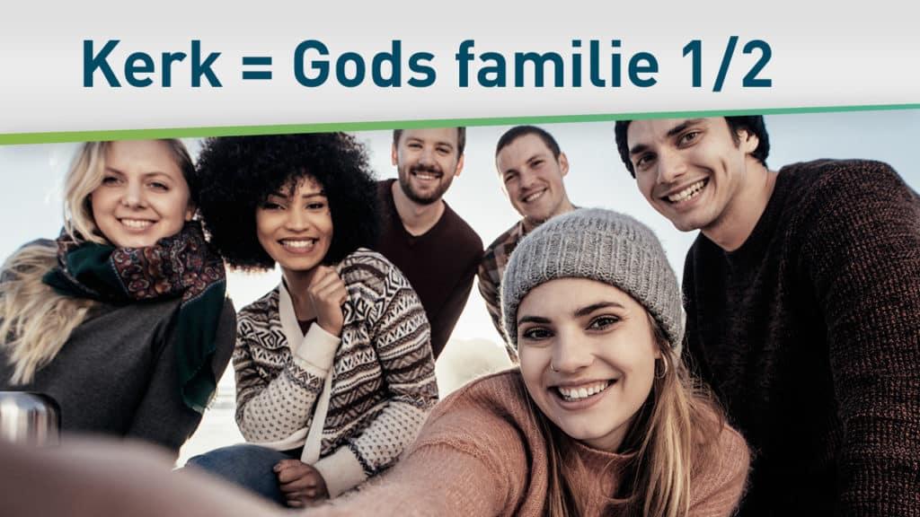 Kerk = Gods familie 1/2 –Janet und Bayless Conley 9