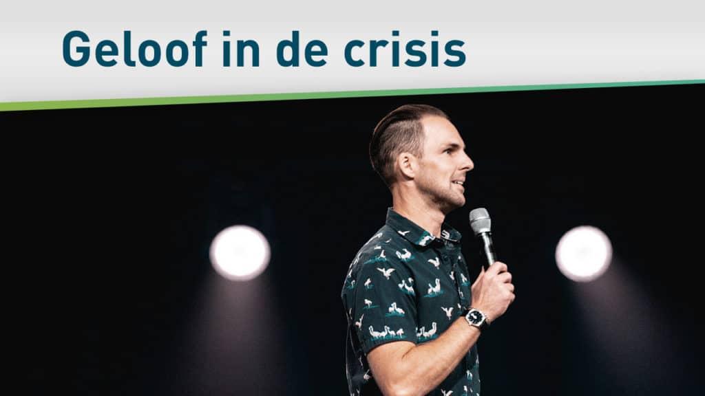 Geloof in de crisis – Harrison Conley 11