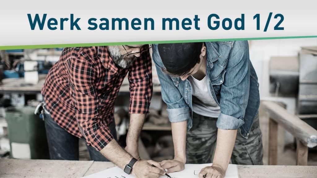 Jouw samenwerking met God 1/2 23