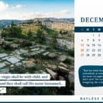 Calendar 2020: Inspiration from the Holy Land 5