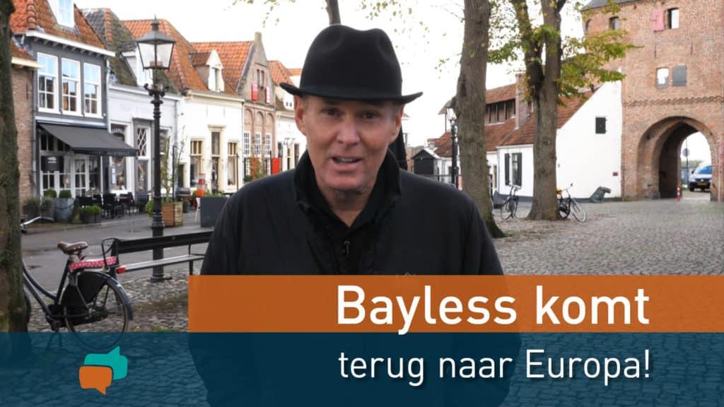 Bayless komt terug naar Europa! 8