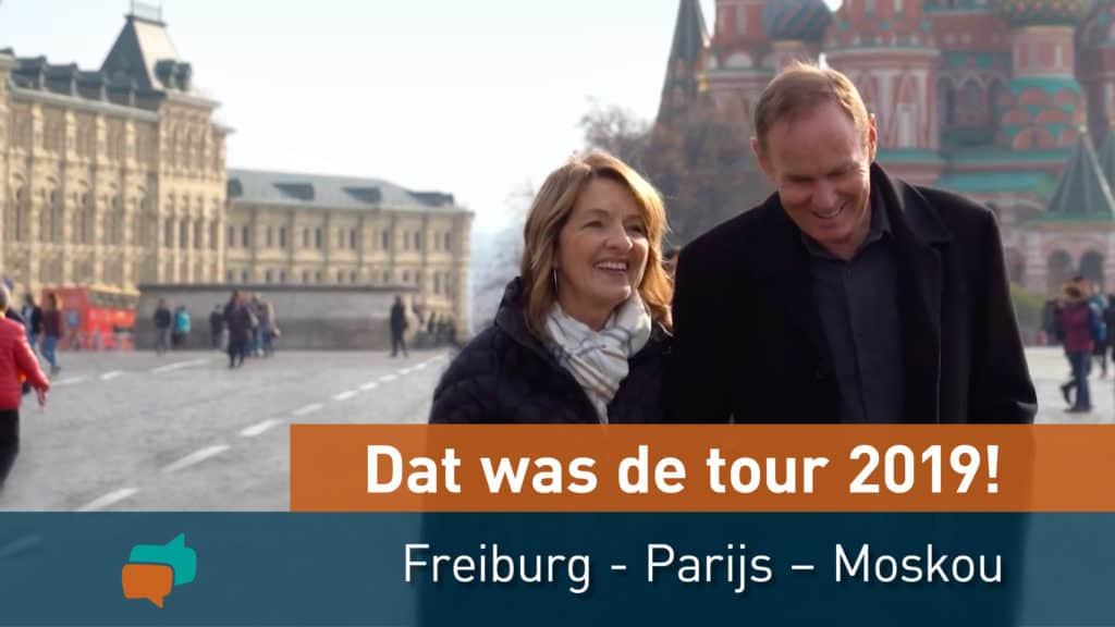 Bayless en Janet in Europa – terugblik 2019 2