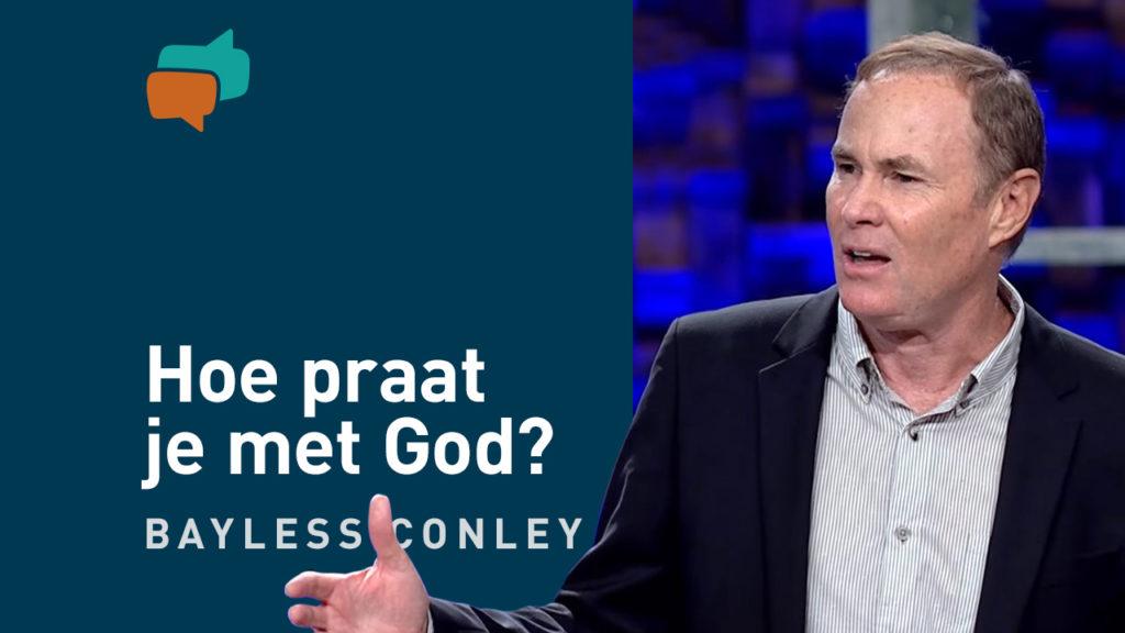 Bid als Mozes – en wees heel dicht bij God 1