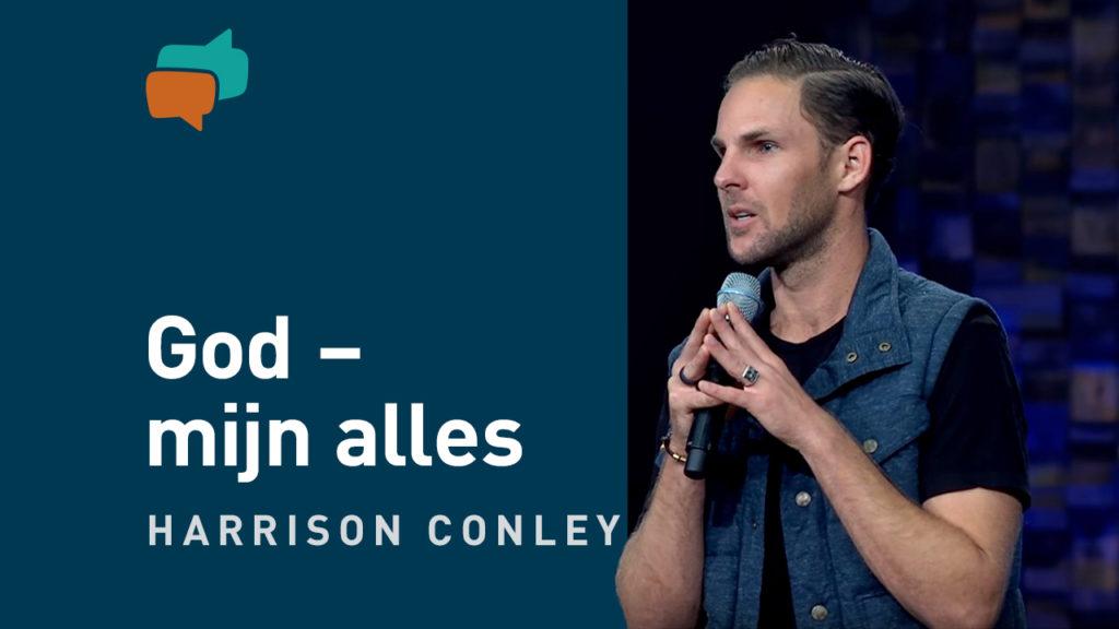 Psalm 119: God betekent alles voor mij! – Harrison Conley 2